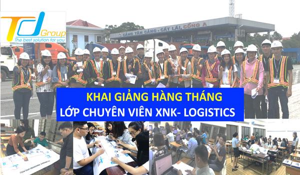 TDGroup – Đào tạo Xuất Nhập khẩu-Logistics-Supply chain